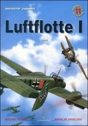 Книга Kagero Miniatury Lotnicze 11 - Luftflotte I 1939