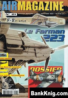 Журнал Air Magazine 21 jpg (72 dpi) ~2400x3400 48,7Мб
