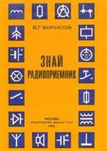 Книга Знай радиоприемник