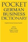 Книга Pocket German Business Dictionary