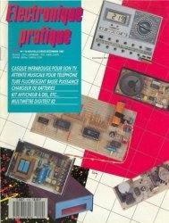 Журнал Electronique Pratique (1986-1987) 17 chambres