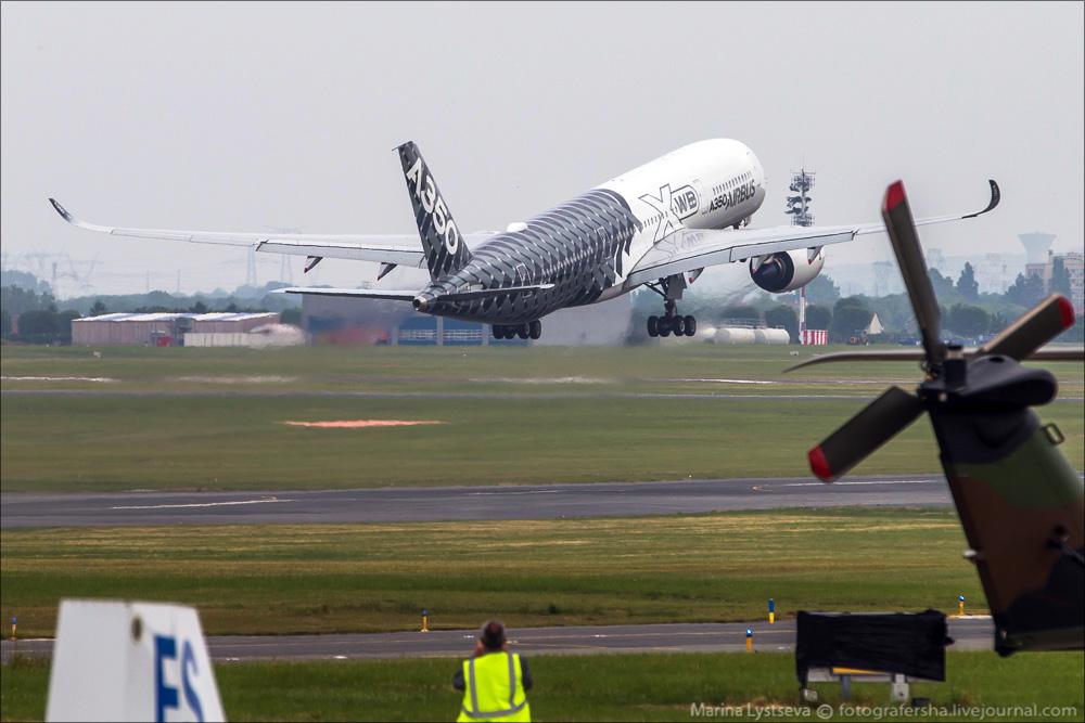 Paris Air Show 2015, день первый