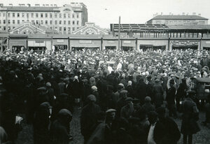 49. Ленинград. Сенная площадь