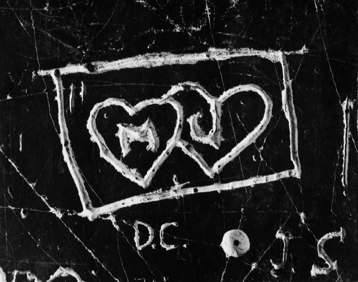 1960. Граффити. VI серия. Любовь