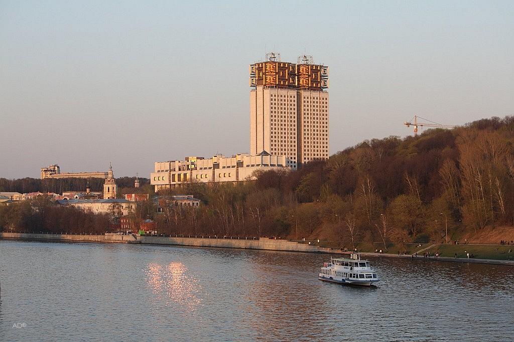 московские кораблики