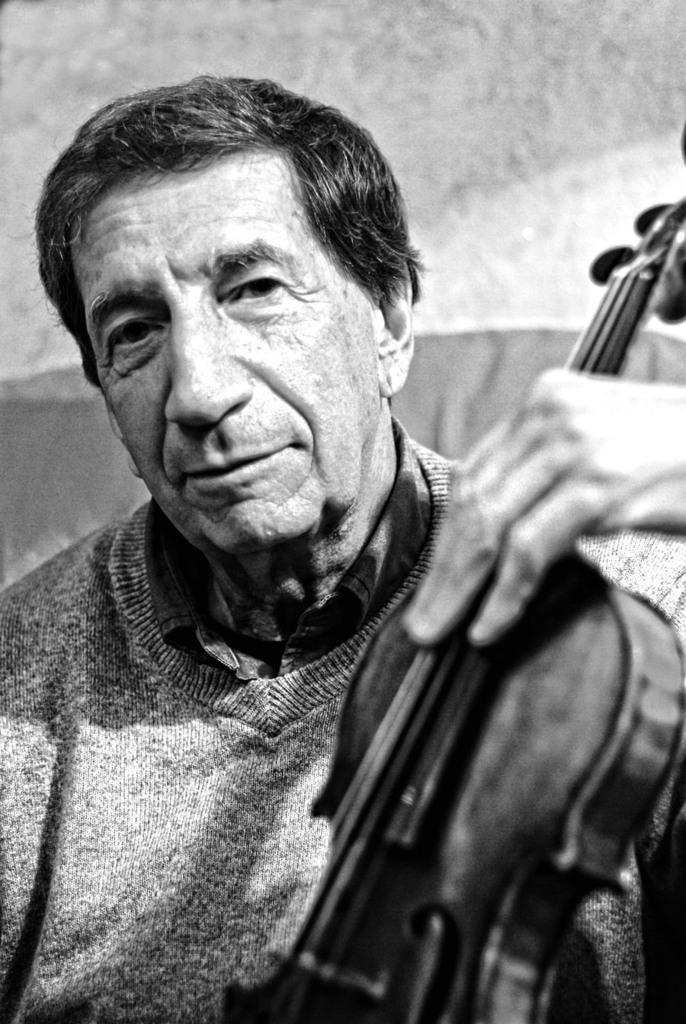 Жук Валентин Исаакович (скрипка) Народный Артист России