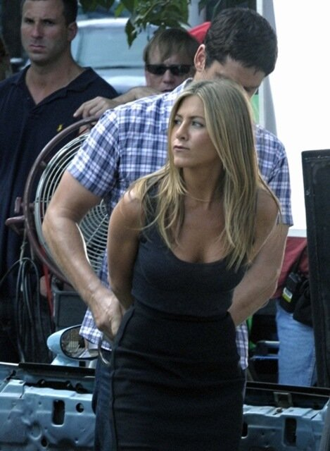 gerard butler jennifer aniston Джерард Батлер и Дженнифер Энистон