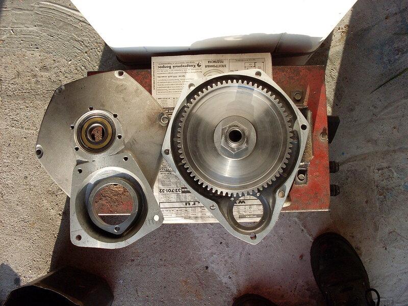 Самодельный мотор для самолёта