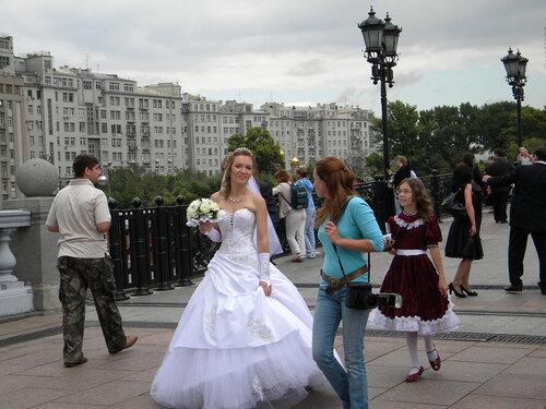 Самостоятельная невеста