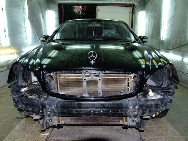 W220 Typical Rust Spots Mercedes Benz Forum