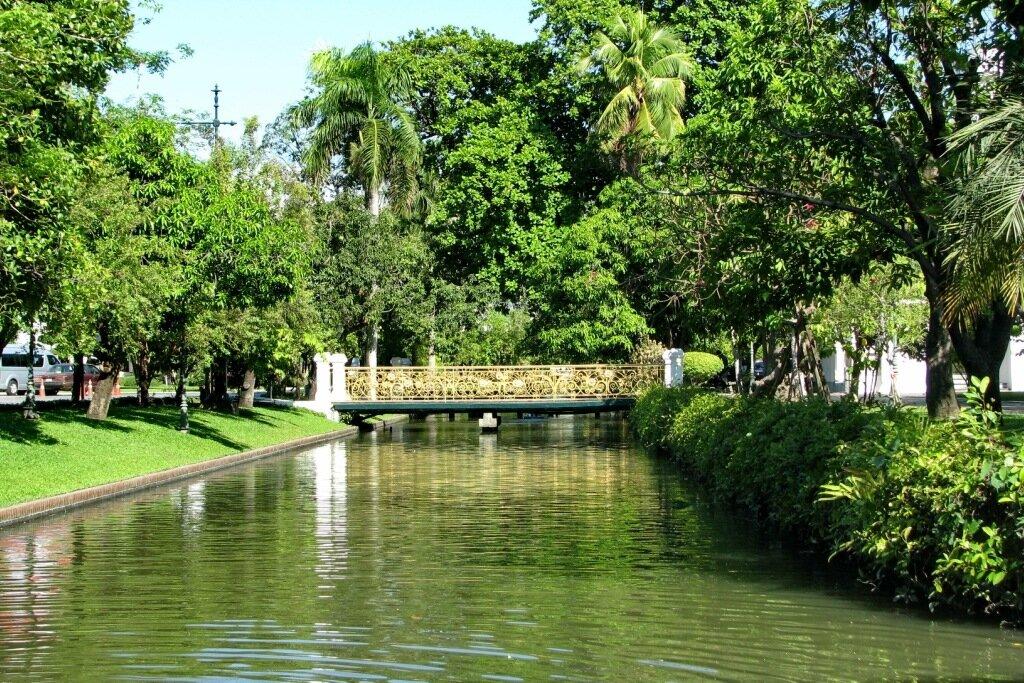 бангкок, парк Дусит