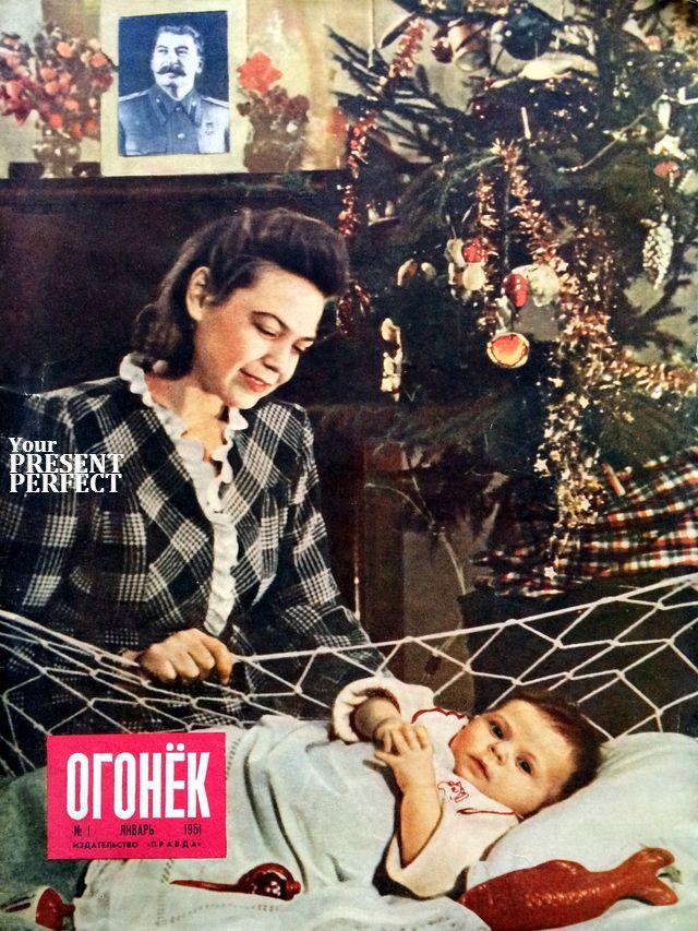 1951 Первый Новый год малыша О. Кнорринг3.jpg