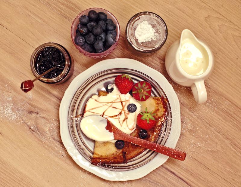 Рецепт блинов - простой пошаговый рецепт с фото #3.