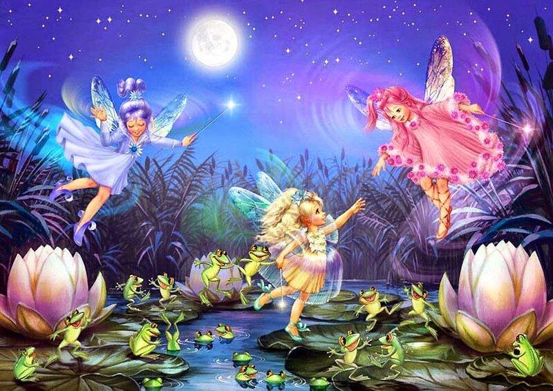 Картинки сказок феи