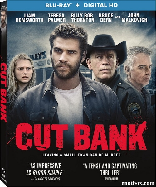 Кат Бэнк / Cut Bank (2014/BDRip/HDRip)