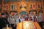 Экскурсия в храме Трех Святителей