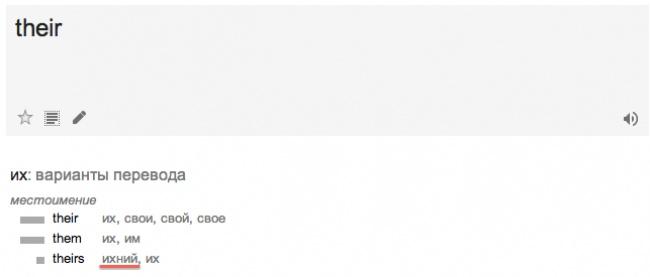 Вот тыипопался, гугл-переводчик.