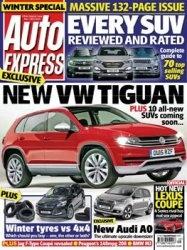 Журнал Auto Express - 6 November 2013 (UK)