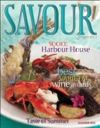 Журнал Savour Magazine Summer 2012