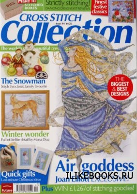 Журнал Cross Stitch Collection №191 2011