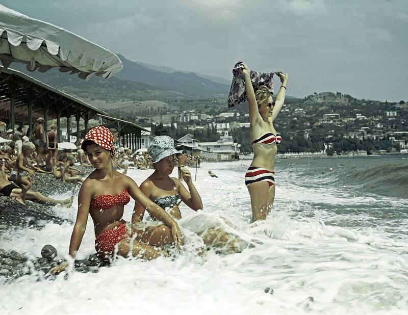 Крым, 1963