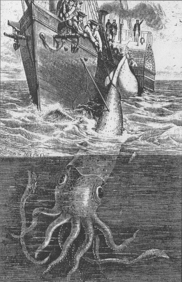 Факты про океан