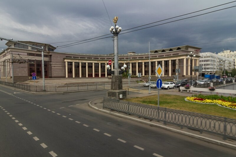 Казанский (Приволжский) Федеральный Университет, Казань