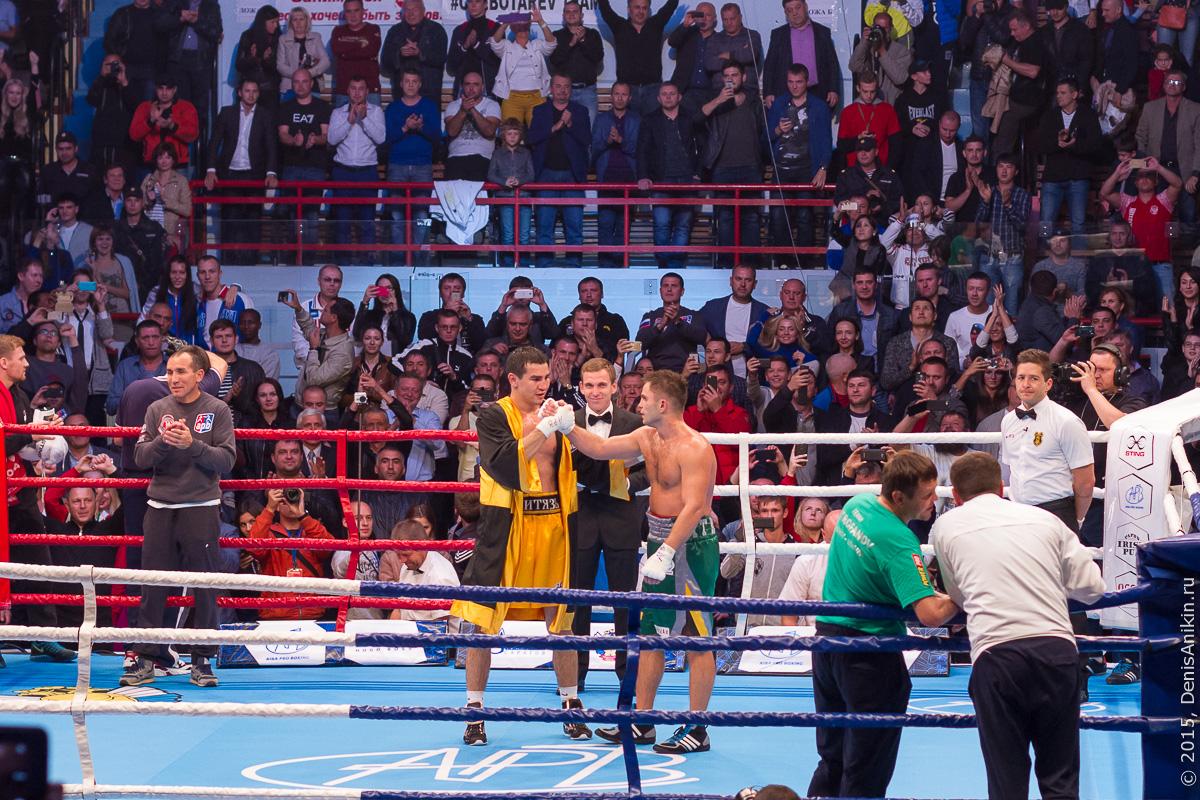 Чеботарев vs Митрофанов Саратов 9
