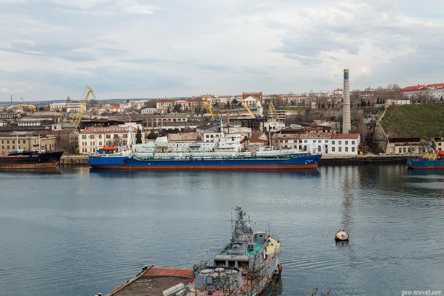 Южная бухта Севастополя