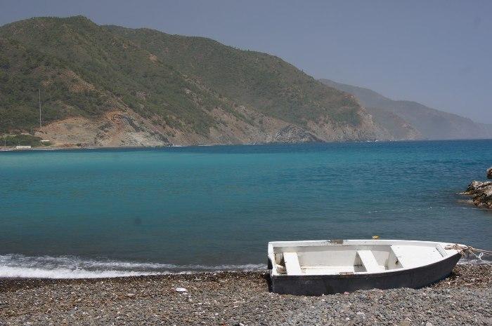 дикий пляж Турция