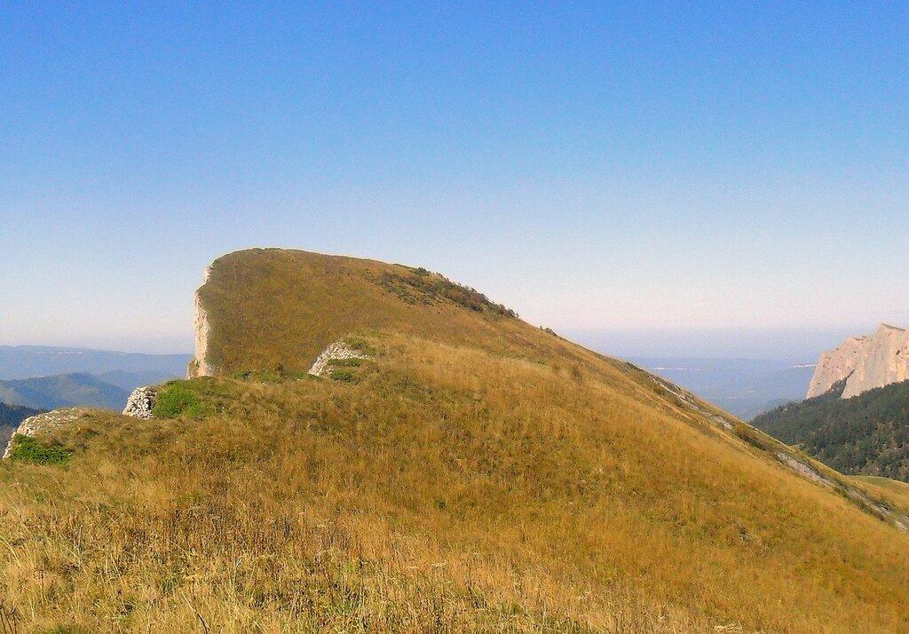 Кавказ, Адыгея, Большой Тхач, туризм, сентябрь 2012... SAM_3304 - копия.JPG