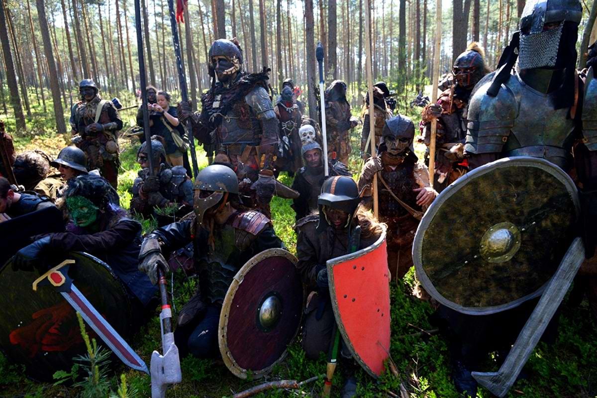 Праздник допотопных уродцев: Чешские зльфы, гоблины и орки в войне на истребление друг друга (7)