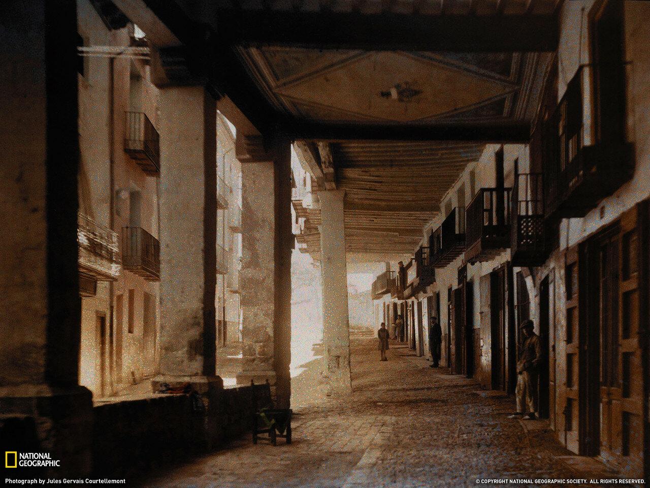 1928. Испания. Морелья