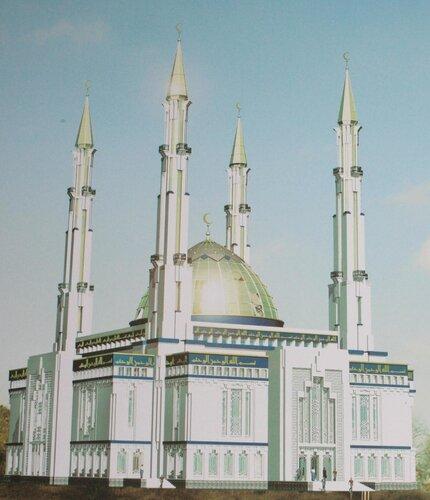 мечеть им. С.Юлаева, г.Уфа, Башкортостан