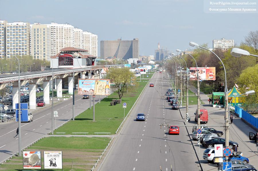 Re: Московская монорельсовая транспортная система.