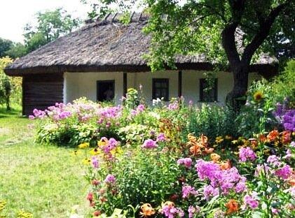 Переяслав-Хмельницкий. В музее народной архитектуры и быта