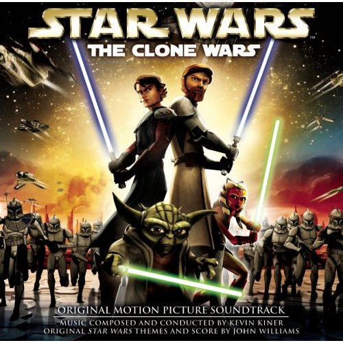 Score Star Wars: The Clone Wars [lossless]