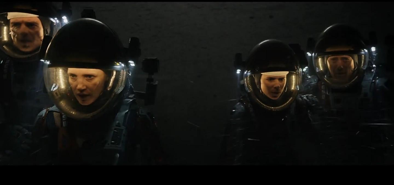 Марсианин кадры