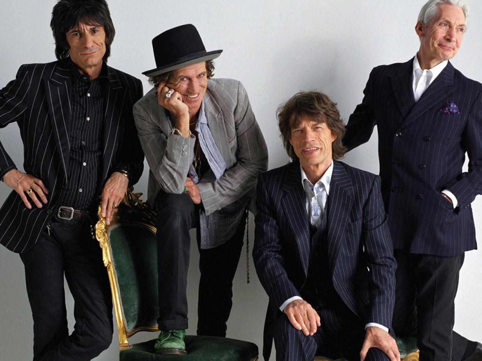 Новый альбом The Rolling Stones выйдет уже завтра
