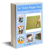 Книга 14 Toilet Paper Roll Craft Ideas