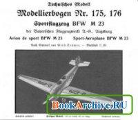 Книга BFW Messerschmitt - M23