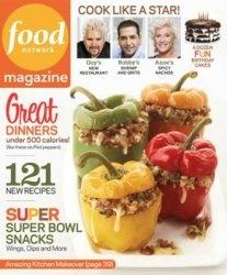 Журнал Food Network Magazine №1-2 2013