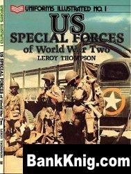 Книга US Special Force of World War II pdf  74Мб
