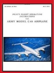 Книга Pilots Flight Operating Instructions for C-69 Airplane