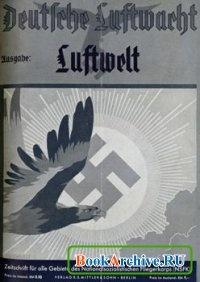 Журнал Deutsche Luftwacht, Luftwelt 1937-09.