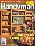Журнал The Family Handyman №514 (December/January) 2011