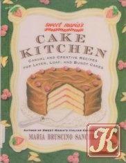 Книга Sweet marias cake kitchen
