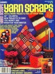 Журнал Yarn Scraps 1982 Winter