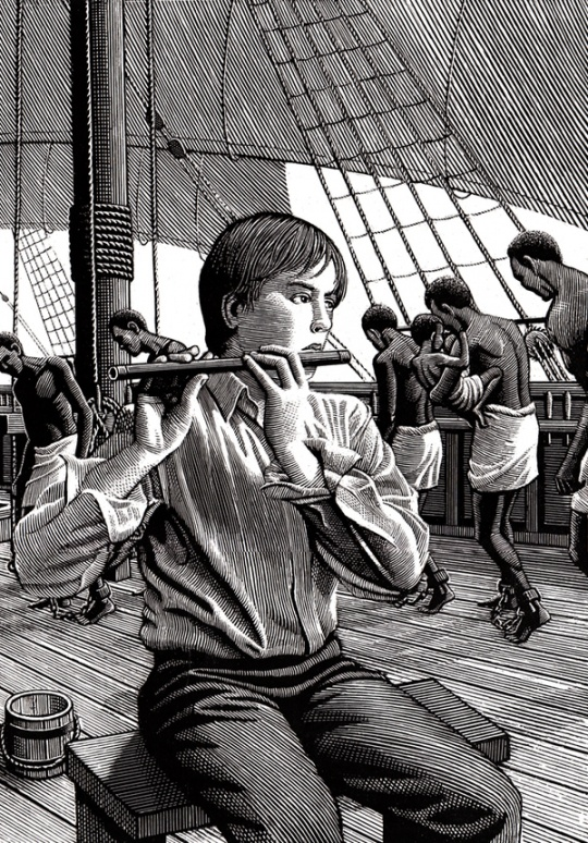 Vintage Illustrations by Douglas Smith