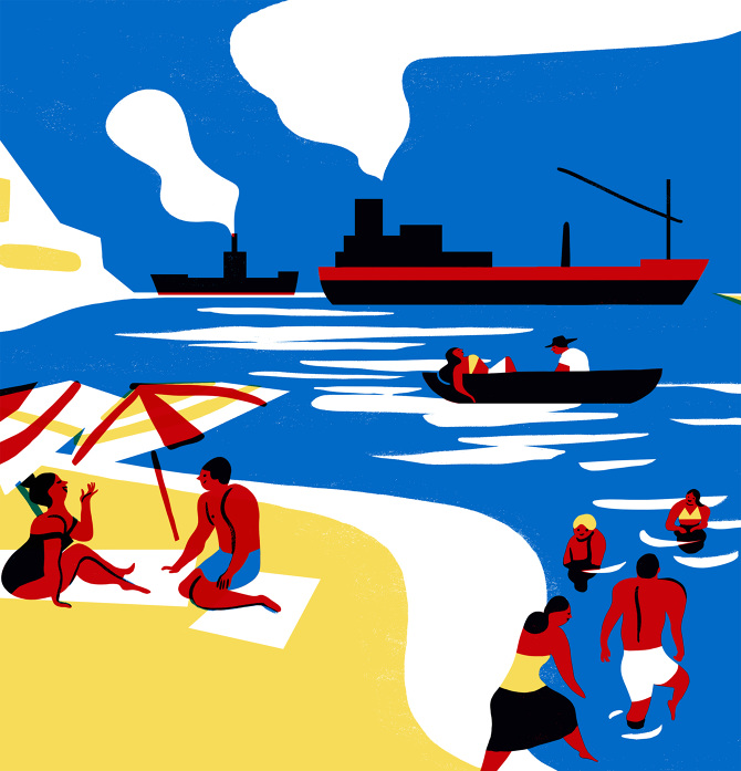 Refined and Elegant Illustrations by Virginie Morgand